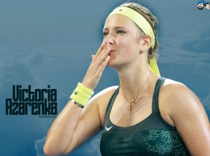 Victoria Azarenka, World Number 2